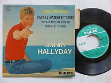 JOHNNY HALLYDAY L idole des jeunes 432810 BE Imprim Colombey 112