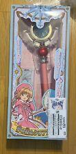 Cardcaptor Sakura Dream Wand & Clear Card Takara Tomy New!