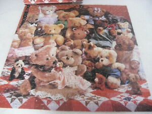 """SPRINGBOK  500 piece puzzle, """"Best of Friends"""", complete as shown"""