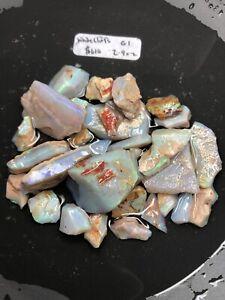 White cliffs 2.9 Ounce Opal Parcel
