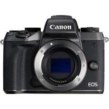 Canon EOS M5 24.2MP Mirrorless Digital Camera (Body Only) 33 Language