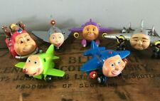 Vtg 2002 Toy Island Pbs Kids Tv Show Jay Jay the Jet Plane Airplane Play Pals
