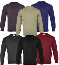 Unbranded Men's V Neck Jumpers & Cardigans