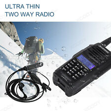 Baofeng UV-9R Plus Walkie Talkie Long Range 10km 128CH Waterproof 2-Way Radio UK