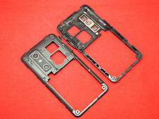 Original LG p920 Optimus 3d marco intermedio middleframe frame Camera marco de vidrio