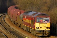 PHOTO  CLASS 60 DIESEL 60053  NORDIC TERMINAL  AT RYECROFT JUNCTION WALSALL V2