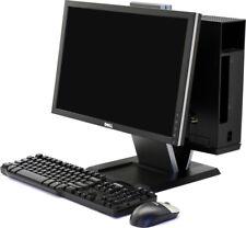 Dell Optiplex 960 SFF PC Core 2 Duo 3GHz 4GB 250GB 19in. All In One Win 7