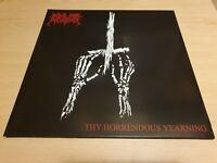 Ride for Revenge Thy Horrendous Yearning LP