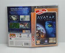 JAMES CAMERON'S AVATAR - PSP - PlayStation Portable - UMD - Italiano - Usato
