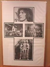 The WHO Tommy camp rock n roll original Vint Poster 5753