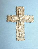 Silberkreuz Kruzifix Kreuz  Anhänger  Kreuzanhänger   925  60 x 45 mm groß