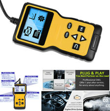 OBD2 II Car Engine Fault Code Reader Real-time Curve Diagnostic Tool For Car SUV