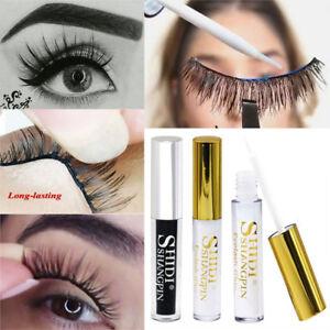 Anti-allergy FALSE EYELASHES GLUE WATERPROOF Fake Eye Lash Adhesive Beauty 5ML