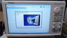 Tektronix Tla7012 Logic Analyzer Touch Screen With 2 Tla7Aa4 8G timing 450Mstate