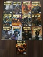 WD 277 - 288 2002 White Dwarf Warhammer 40K War Of The Ring Imperial Guard