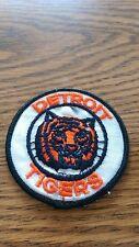Detroit Tigers Throwback Small Hat Logo Emblem MLB Baseball 1970s Vintage Rare