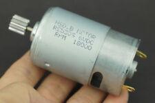 DC 12V 30000RPM Mini Magnetic Motor for Smart Cars DIY Toys