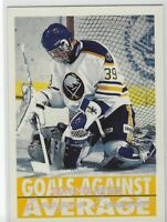 1994 Topps Premier Special Effects #156 Dominik Hasek Buffalo Sabres Hockey Card