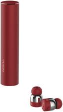 Nokia-True Wireless Earphone bh-705, Red, 16 H durée, Ultra Léger Tout Neuf