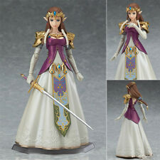 Figma The Legend of Zelda Twilight Princess Figure AUG168805 Good Smile Company