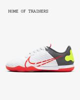 Nike React Gato White Cool Grey Bright Crimson Men's Trainers All Sizes