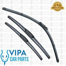 Vauxhall Insignia Hatchback AUG 2013 to MAR 2016 Windscreen Wiper Blades Set