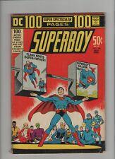 Superboy #185 - 100 Page Super Spactacular - 1972 (Grade 5.0) WH