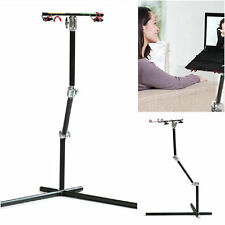 Universal 360° Foldable Adjustable Laptop Stander Holder With  Mouse Pad Desk
