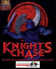 Knight's Chase PC CD medieval survival dungeon crawling templar adventure game!