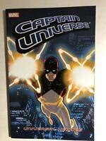 CAPTAIN UNIVERSE Universal Heroes (2006) Marvel Comics TPB 1st FINE-