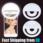 36 LED Selfie Ring Light Flash For iPhone Sumsung HTC Phones & Tablets EU Seller