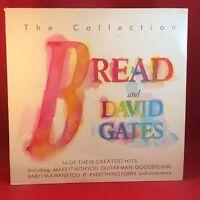 BREAD & DAVID GATES The Collection 1987 UK Vinyl LP Excellent Condition Record