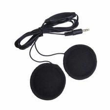 Casque casque moto écouteurs pour MP3 IPOD GPS téléphone mobile écouteurs