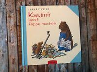 Buch: Kasimir lässt Frippe machen von Lars Klinting (2000, Gebundene Ausgabe)