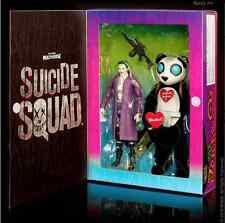 SDCC 2016 Mattel Exclusive: DCU - Suicide Squad Joker / Panda 2-pack, NEW, MIB