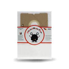 20x CleanMonster Staubsaugerbeutel für Clatronic BS 1301  - komp. zu Swirl Y 101