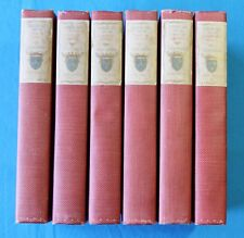 LOUIS XIV AND THE COURT OF FRANCE , 1905 SAVOY EDITION , VOL. 1-6  , VINTAGE #22