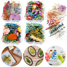 Diy Dried Flowers Scattered Aromatherapy Candle Epoxy Resin Pendant Making Craft