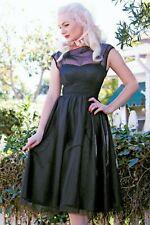 Stop Staring polka dot swing dress BNWT size S RRP £169