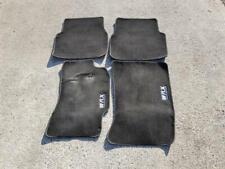 2003-2005 MK2 Subaru Impreza WRX SET OF CLOTH FLOOR MATS