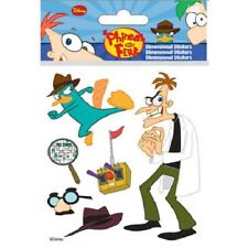 EK Success: Dimensional Stickers Disney  Phineas and Ferb