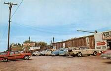 Caldwell, Idaho, Ghost Town Tourist Attraction, Cars, c. 1950's