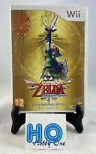 Zelda : Skyward Sword - Edition limitée - Nintendo Wii / Wii U - Comme neuf