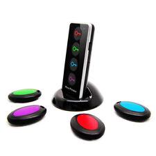 Wireless Remote Car Key Finder Fob Smart Finder Locater keyring Lost/Find Keys