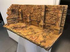 Diorama Myth Cloth Saint Seiya Ioria Vs Seiya Casa Di Leone Double Detolf