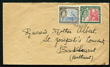 GAMBIA: (12193) BASSE cancel/cover