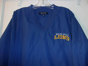 Mars Hill Lions Size XX-Large Pullover NWOT Free Shipping!