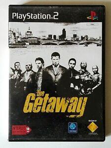 The Getaway - PlayStation 2 PS2 - PAL