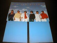 RARE JACKSON 5 FIVE VICTORY 1984 VINTAGE ORIG MUSIC RECORD STORE PROMO DISPLAY