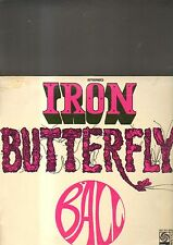IRON BUTTERFLY - ball LP